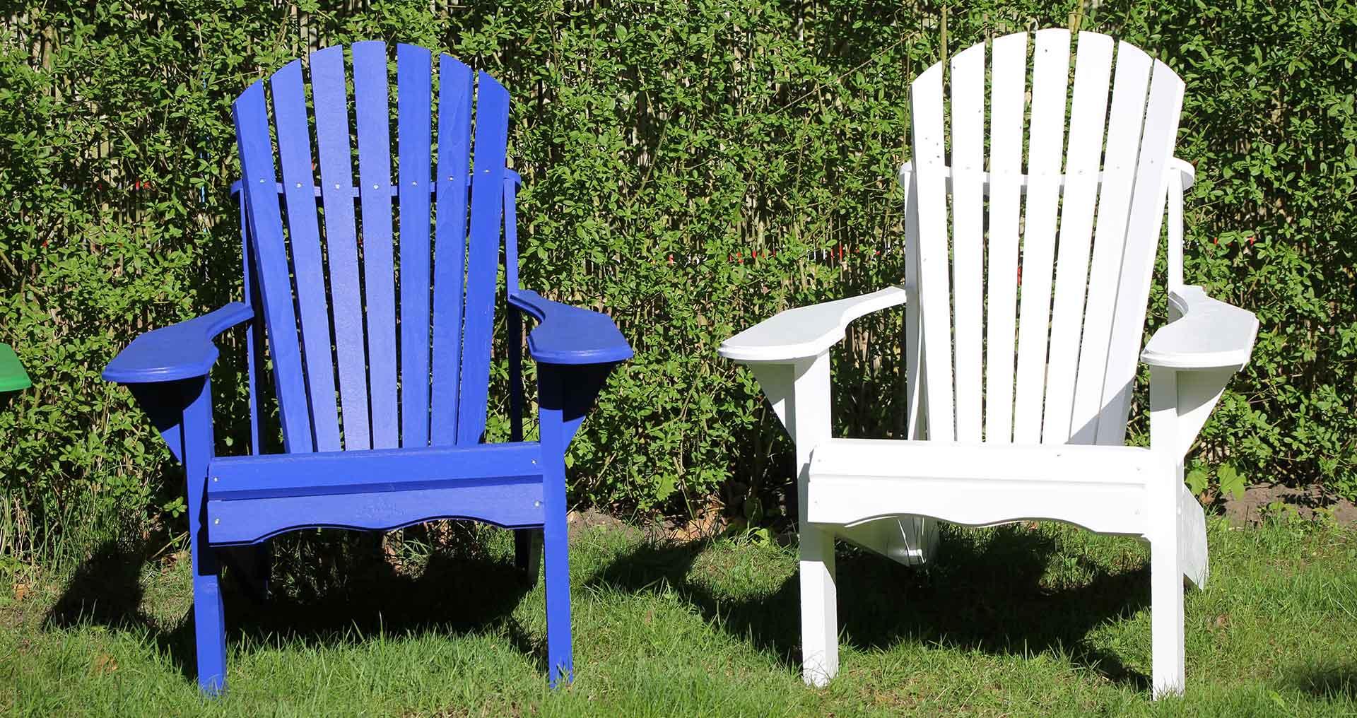 Muskoka Chair, Adirondack Chair, Gartenstühle aus Norderstedt