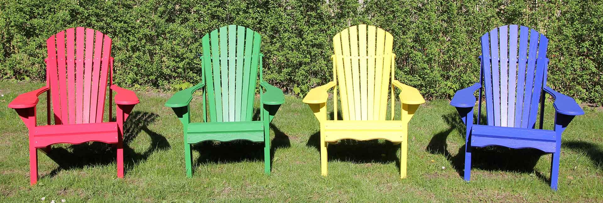 Muskoka Chair, Adirondack Chair, Gartenstuhl aus Norderstedt
