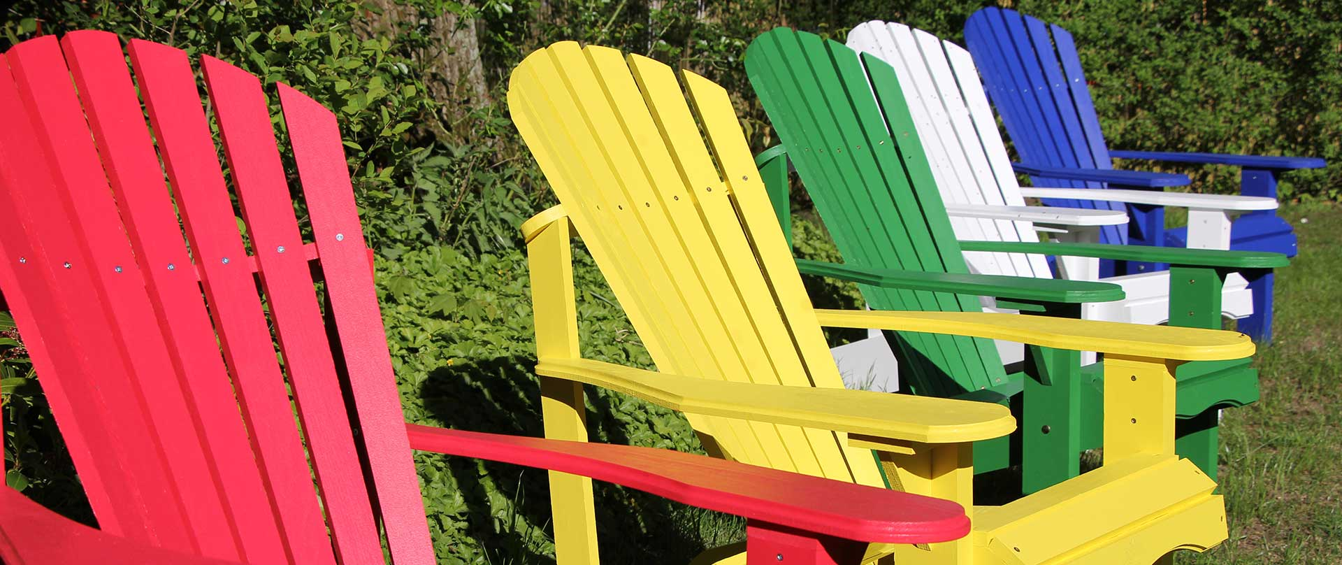 Der-Gartenstuhl Gbr - Muskoka Chair, Adirondack Chair, Gartenstühle aus Norderstedt