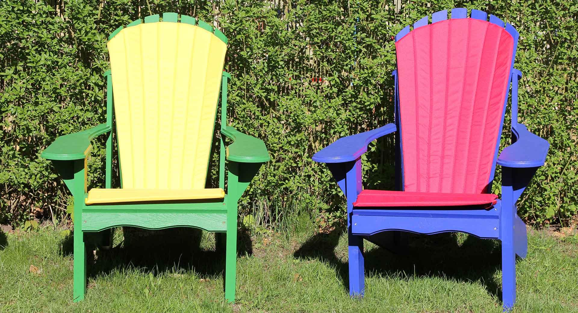 Muskoka Stuhl, Adirondack ChairStuhl, Gartenstühle aus Norderstedt